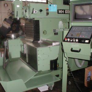 MAHO MH600C szerszámmarógép