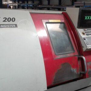 GILDEMEISTER CT200 cnc eszterga