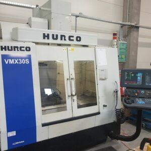 HURCO VMX30S mkp