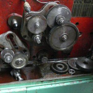 TOS OFV-10 fogazógép