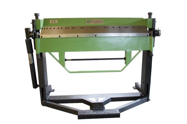 SBKM szériás mechanikus/kézi hajlító gépek