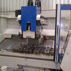 Heckler+Koch BA-18 CNC marógép