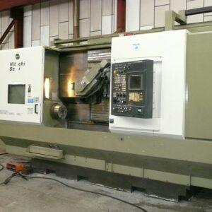 Hitachi-Seiki SUPER HICELL 250 CNC eszterga-maró központ