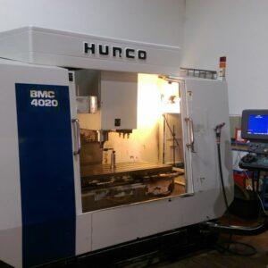 Hurco BMC 4020 CNC megmunkáló központ