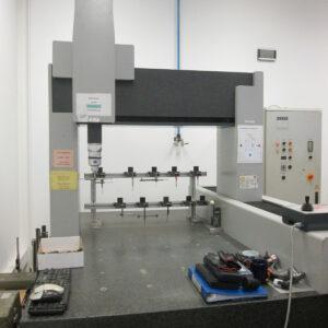 ZEISS MC 850 koordináta mérő gép