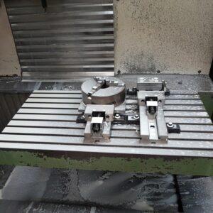 Deckel FP5 CC/T  cnc marógép