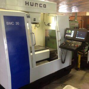 HURCO BMC30 mkp 4. tengellyel