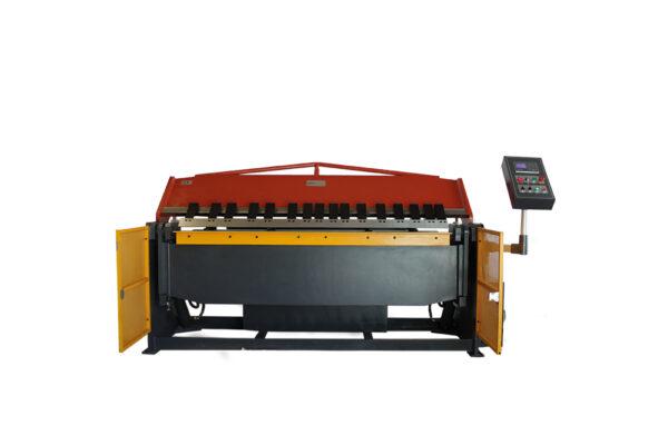 SBKM szériás hidraulikus élhajlító gépek