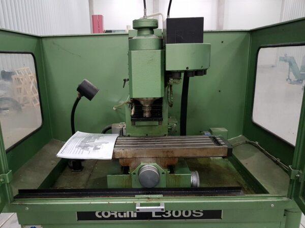 CORTINI L300S cnc marógép
