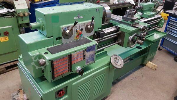 TOS SV18RA esztergagép