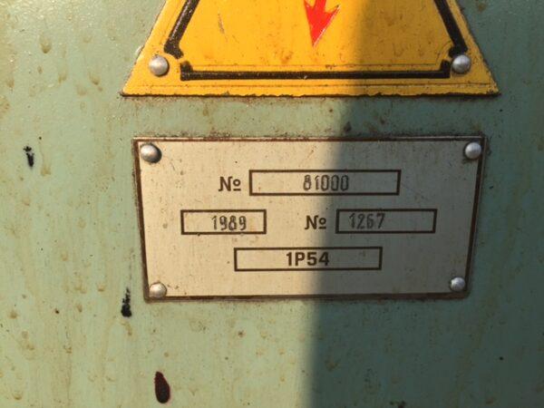 STANKO harántgyalugép