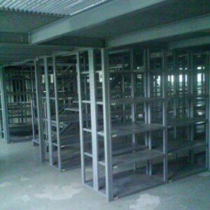 SCHAFER R7000 Polcrendszer