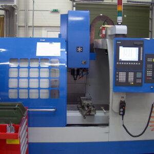 KNUTH VECTOR 610 CNC