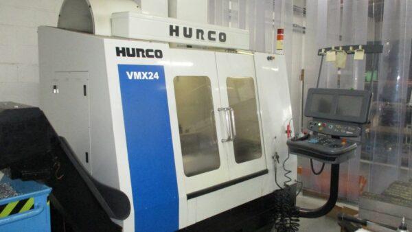 HURCO VMX24 mkp