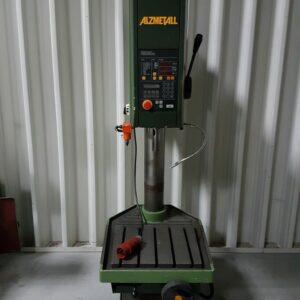 ALZMETALL AS32 automata oszlopos fúrógép