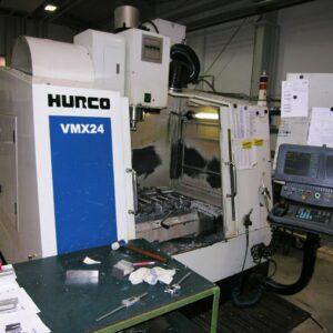 HURCO VMX24 (DXF, ULTINET, ULTIPRO)