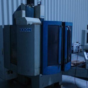 IXION CNC30 megmunkálókp