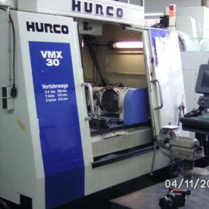 HURCO VMX30 5 tengelyes