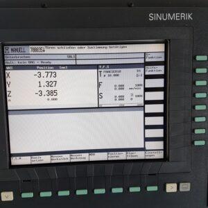 SPINNER VC 1020 CNC megm. kzp.