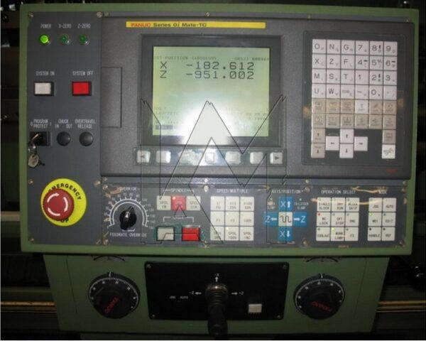 DKM500 ZYKLON NC