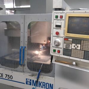 HAAS MIKRON VCE750 mkp