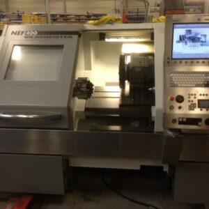 GILDEMEISTER NEF400 CNC eszterga