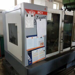 MAS MCV 1000 Quick CNC megmunkáló központ
