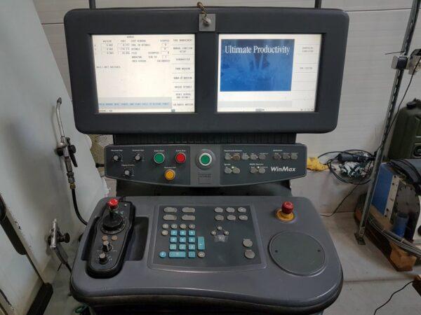 5 tengelyes HURCO VMX42t mkp