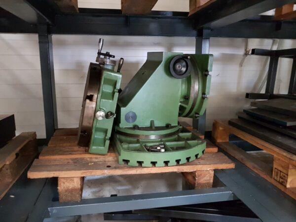 INTOS FNGP50 szerszámmarógép