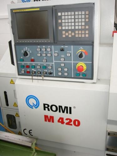 ROMI M420