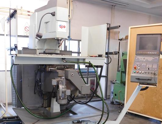 TOS FV30 CNC marógép